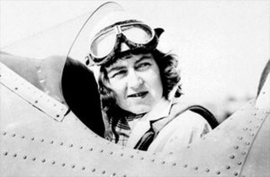 Laura Ingalls (aviator) - Image: Laura Ingalls aviator 2a