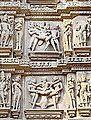 Le Temple Kandariya Mahadeva (Khajurâho) (8502175293).jpg