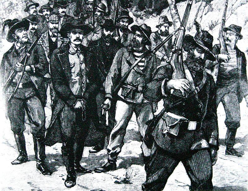 В этот день… 11 октября – 2 несколько, буров, англичане, менее, своих, октября, британская, случае, Трансвааль, Впрочем, войной, собой, восстание, требования, шумели, мнение, добровольцев, лагеря, которых, британских