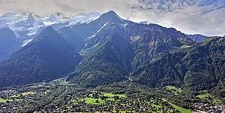 Haute-Savoie Department of France in Auvergne-Rhône-Alpes