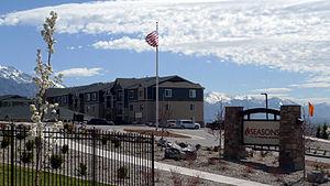 Lehi, Utah - Seasons of Traverse Mountain in Lehi