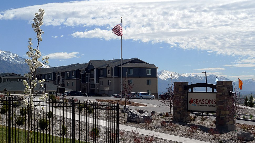 Lehi, Utah - Howling Pixel
