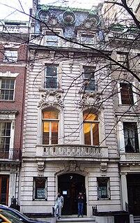 7 West 54th Street Building in Manhattan, New York