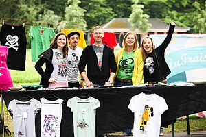 T-shirt - T-shirt day in Leipzig