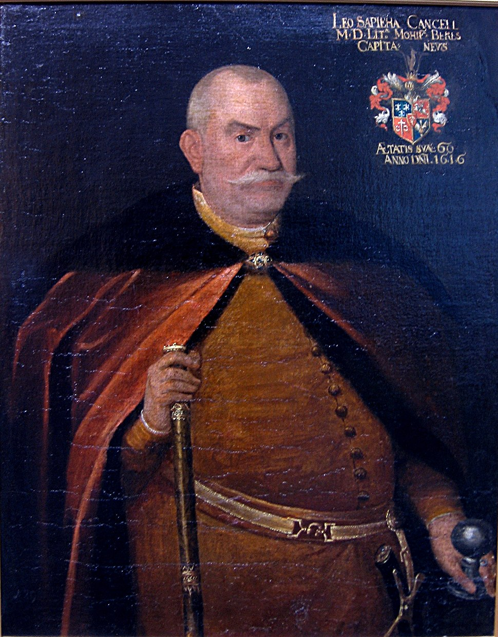 Leo Sapega(1557-1663)