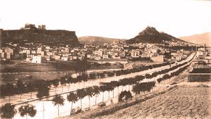 Andrea Syngrou Avenue - Syngrou in 1890