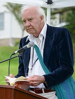 Leon Rooke - Eden Mills Writers Festival - 2013 (DanH-2134) (cropped).jpg