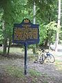 Leonard Harrison State Park PHMC Marker.jpg