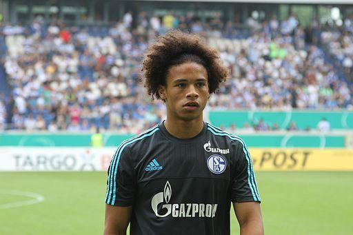 Leroy Sane MSV-Schalke-5709