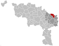 Les Bons Villers Hainaut Belgium Map.png
