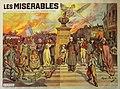 Les Misérables - affiche du film d'Albert Capellani - Pathé Frères - atelier Faria.jpg