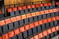 Les sièges de la grande salle de lOpéra (Oslo) (4881932326).jpg