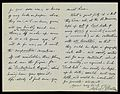 Letters written by Alfred Russel Wallace Wellcome L0069989.jpg