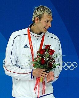 Amaury Leveaux French swimmer