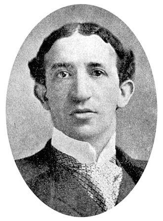 Lew Fields - Lew Fields in 1901
