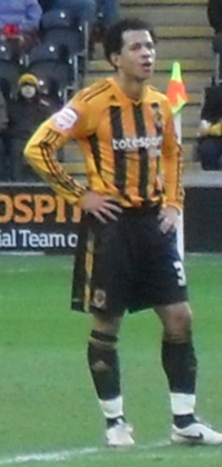 Liam Rosenior Hull City v. Queens Park Rangers 29-01-11 1.png