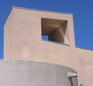 University of New Mexico–Los Alamos - Image: Library Tower