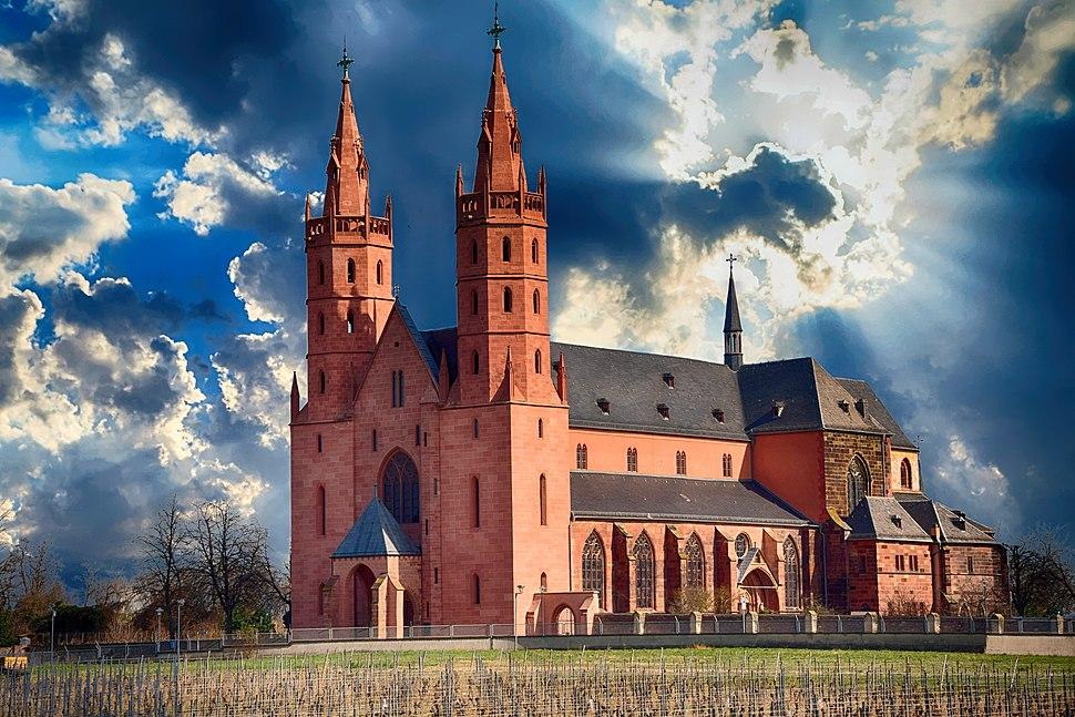Liebfrauenkirche Worms - Süd
