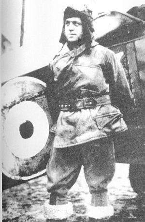 Orville Alfred Ralston - Lieutenant Orville Alfred Ralston
