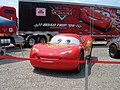 Lightning McQueen at Chicagoland.jpg