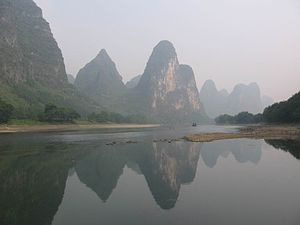 Wild China - The Li River and the Hills of Guilin