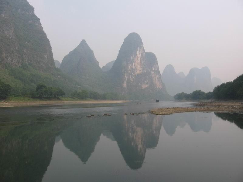 Lijiang river, Guangxi, China