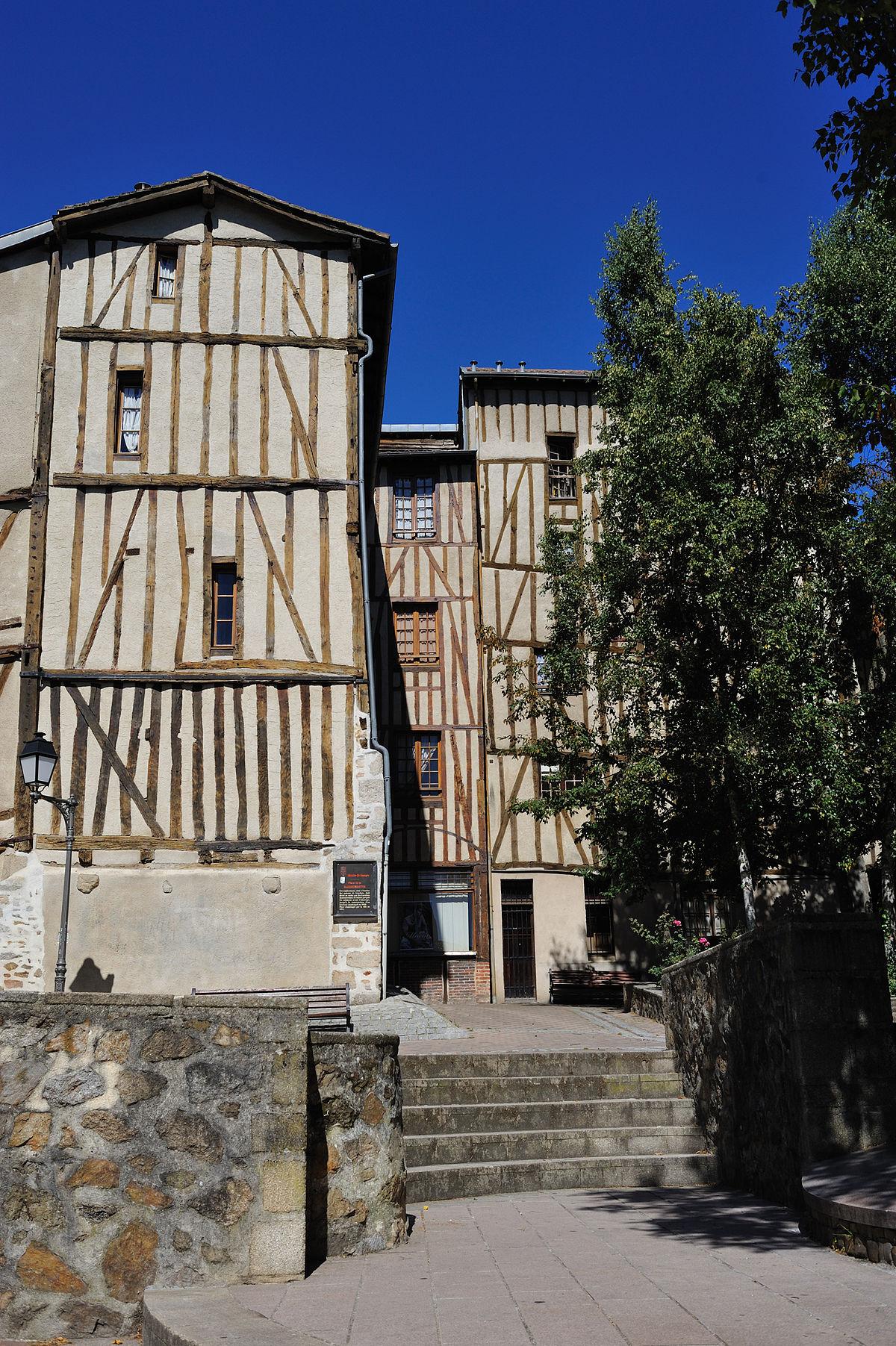 Quartier De La Boucherie  U2014 Wikip U00e9dia