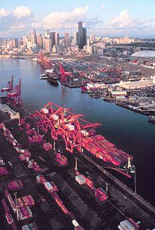 Port Of Seattle Wikipedia The Free Encyclopedia