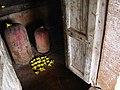 Lingam inside the central shrine.jpg