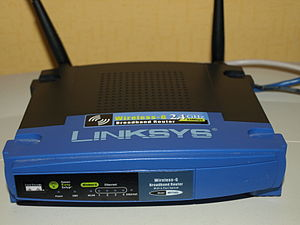 English: Linksys WRT54GL Polski: Linksys WRT54GL
