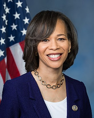 United States congressional delegations from Delaware - Image: Lisa Blunt Rochester official photo