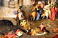 Lisbon, Museum Nacional de Arte Antiga, Hieronymus Bosch, the Temptation of Saint Anthony-3.JPG