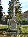 Listed crucifix (1886), 2017 Törökbálint.jpg