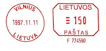 Lithuania stamp type CE3.jpg