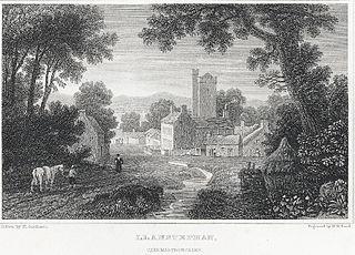 Llanstephan: Caermarthenshire