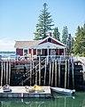 Lobster shack near Rockland, Maine.jpg