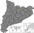 Location of Sant Jaume de Frontanya.png