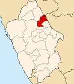 Location of the province Pomabamba Ancash.PNG