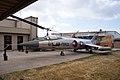 Lockheed F-104A Starfighter LSideFront CFM 7Oct2011 (15322005691).jpg