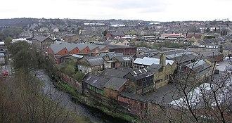 Lockwood, Huddersfield - Image: Lockwood Huddersfield(RLH)