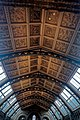 London - Cromwell Road - Natural History Museum 1881 by Alfred Waterhouse - Arch over the Central Hall - View North & Up II.jpg