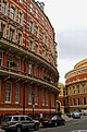 London - Kensington Gore - View West towards Royal Albert Hall.jpg