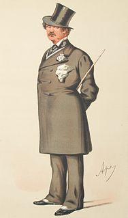 Lord Alfred Paget British politician