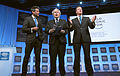Lord Coe, Boris Johnson, David Cameron - World Economic Forum Annual Meeting 2012.jpg
