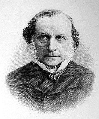 Eckernförde - Lorenz von Stein