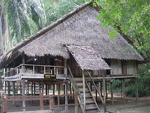 Lotud - Image: Lotud House