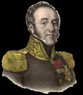 Battle of Ordal - Louis Gabriel Suchet