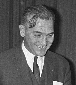 Louis van Son in 1967