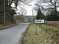 Lover Sign post - geograph.org.uk - 1709215.jpg