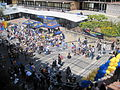 Lower Sproul Plaza during Cal Day 2010 5.JPG